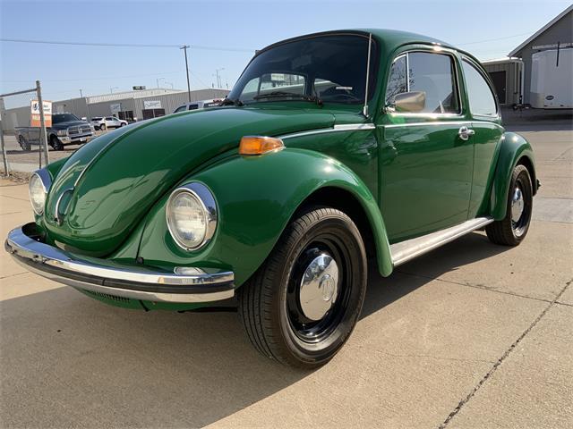 1973 Volkswagen Super Beetle (CC-1465641) for sale in www.bigiron.com,