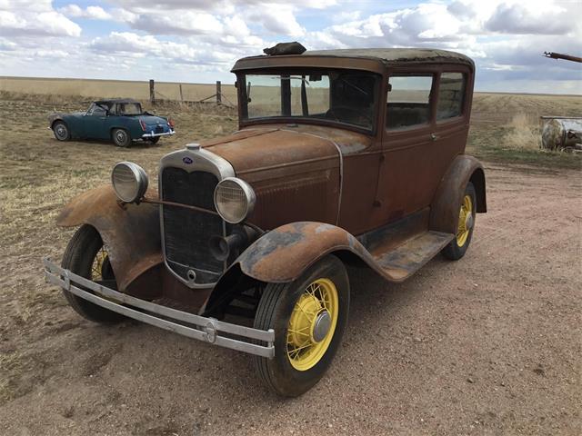 1930 Ford Model A (CC-1465645) for sale in www.bigiron.com,