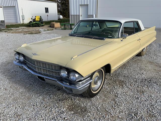 1962 Cadillac DeVille (CC-1465649) for sale in www.bigiron.com,