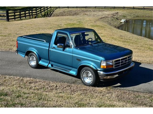 1996 Ford F150 (CC-1460565) for sale in Youngville, North Carolina