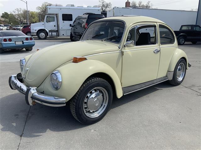 1971 Volkswagen Super Beetle (CC-1465657) for sale in www.bigiron.com,