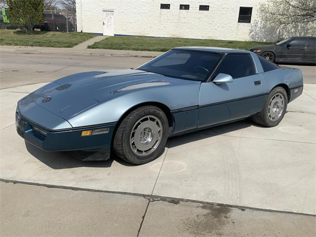 1984 Chevrolet Corvette (CC-1465658) for sale in www.bigiron.com,