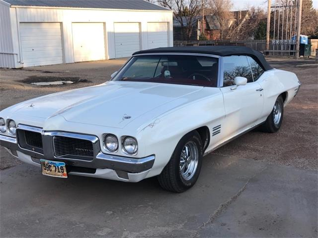 1970 Pontiac LeMans (CC-1465659) for sale in www.bigiron.com,
