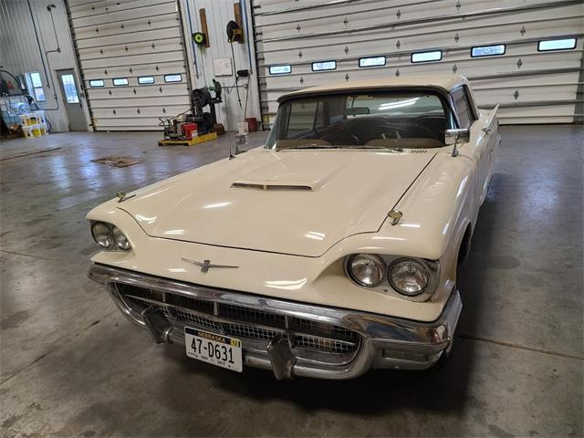1960 Ford Thunderbird (CC-1465660) for sale in www.bigiron.com,