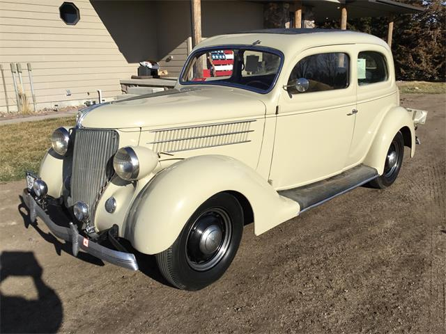 1936 Ford Deluxe (CC-1465670) for sale in www.bigiron.com,