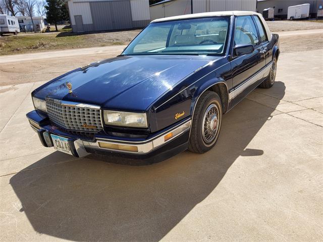 1988 Cadillac Eldorado (CC-1465674) for sale in www.bigiron.com,