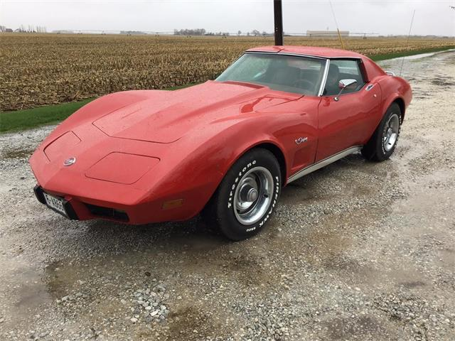 1976 Chevrolet Corvette Stingray (CC-1465676) for sale in www.bigiron.com,