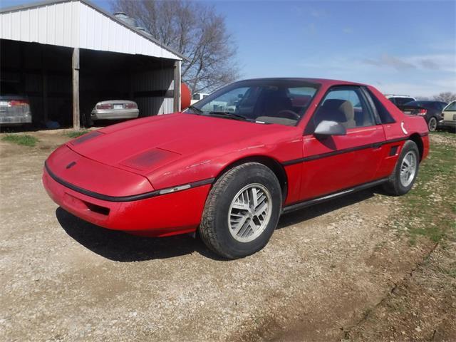 1988 Pontiac Fiero (CC-1465679) for sale in www.bigiron.com,