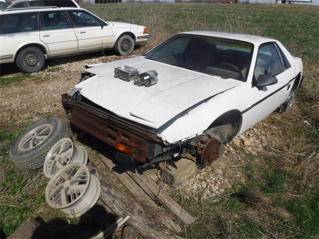 1988 Pontiac Fiero (CC-1465680) for sale in www.bigiron.com,