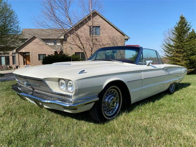 1966 Ford Thunderbird (CC-1465686) for sale in www.bigiron.com,