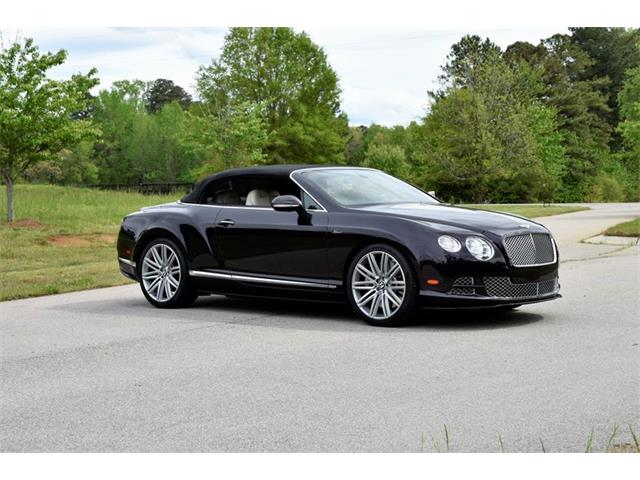 2015 Bentley Continental (CC-1460569) for sale in Youngville, North Carolina