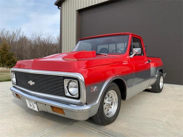 1972 Chevrolet C10 (CC-1465694) for sale in www.bigiron.com,