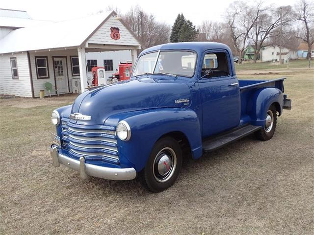 1950 Chevrolet 3100 (CC-1465695) for sale in www.bigiron.com,