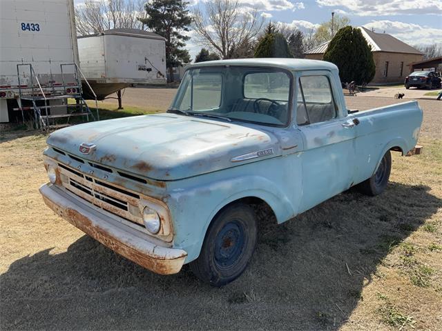 1962 Ford F100 (CC-1465696) for sale in www.bigiron.com,