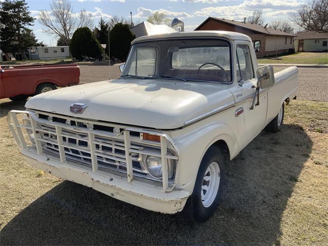 1965 Ford F100 (CC-1465698) for sale in www.bigiron.com,