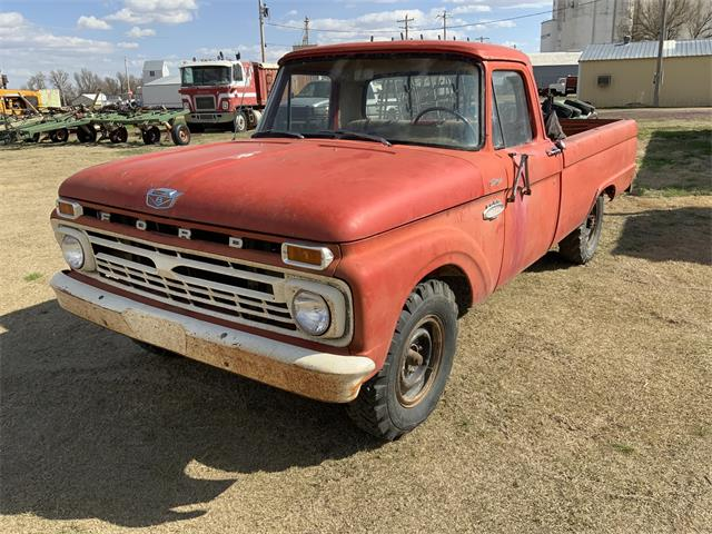 1966 Ford F250 (CC-1465700) for sale in www.bigiron.com,