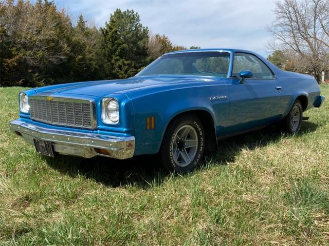 1975 Chevrolet El Camino (CC-1465701) for sale in www.bigiron.com,