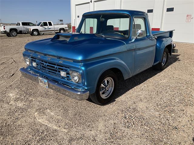 1964 Ford F100 (CC-1465704) for sale in www.bigiron.com,