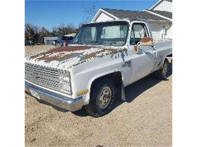 1983 Chevrolet Deluxe (CC-1465708) for sale in www.bigiron.com,