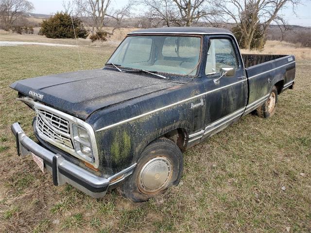 1979 Dodge D/W Series (CC-1465710) for sale in www.bigiron.com,