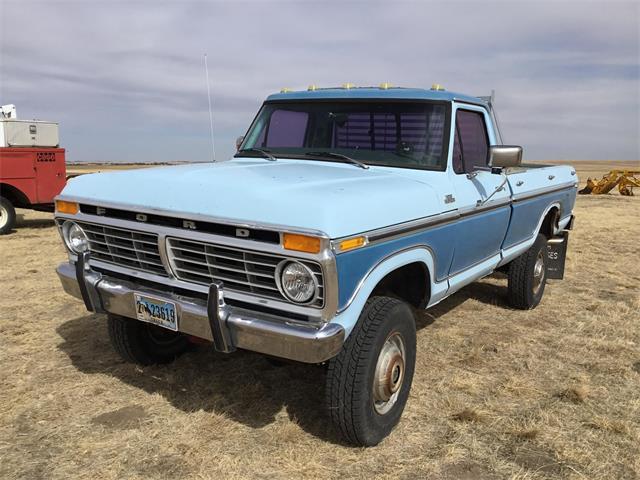 1977 Ford F250 (CC-1465715) for sale in www.bigiron.com,