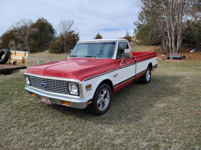 1972 Chevrolet Cheyenne (CC-1465718) for sale in www.bigiron.com,