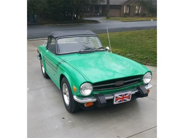 1976 Triumph TR6 (CC-1460572) for sale in Youngville, North Carolina