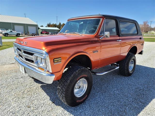 1970 GMC Jimmy (CC-1465724) for sale in www.bigiron.com,