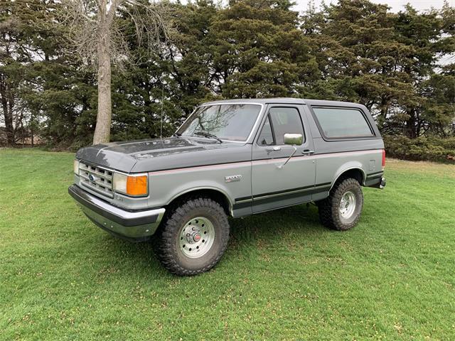1988 Ford Bronco (CC-1465725) for sale in www.bigiron.com,