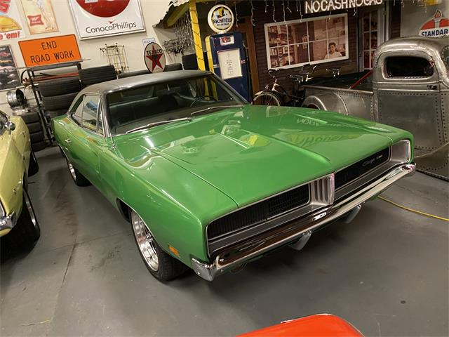 1969 Dodge Charger (CC-1465733) for sale in Stockton , California