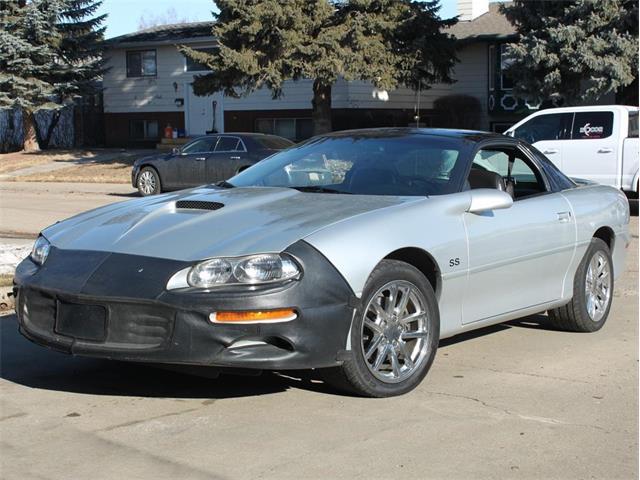 2002 Chevrolet Camaro SS (CC-1465736) for sale in edmonton, Alberta