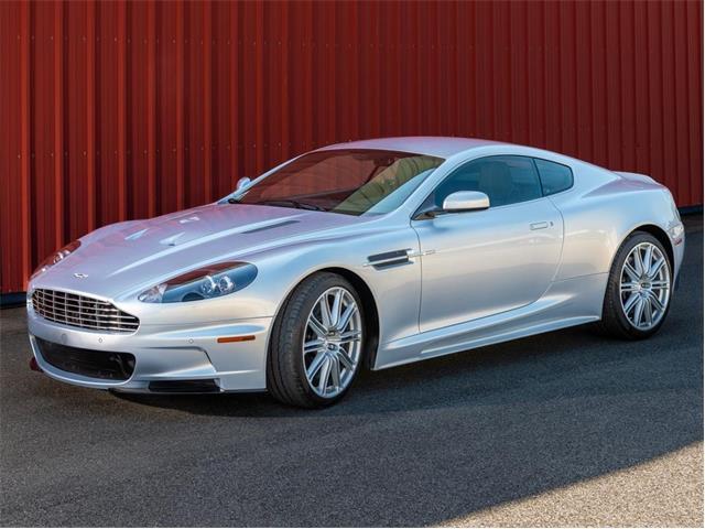 2009 Aston Martin DBS (CC-1465738) for sale in Portsmouth, Rhode Island