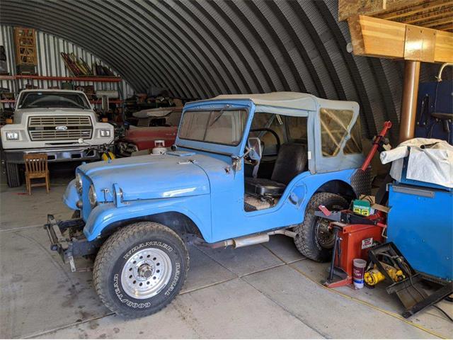 1953 Jeep Military (CC-1465745) for sale in Salt Lake City, Utah