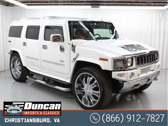 2005 Hummer H2 (CC-1465747) for sale in Christiansburg, Virginia