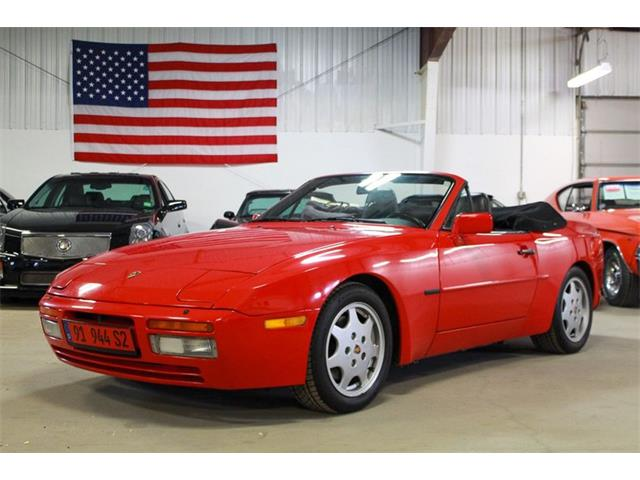 1991 Porsche 944 (CC-1465753) for sale in Kentwood, Michigan