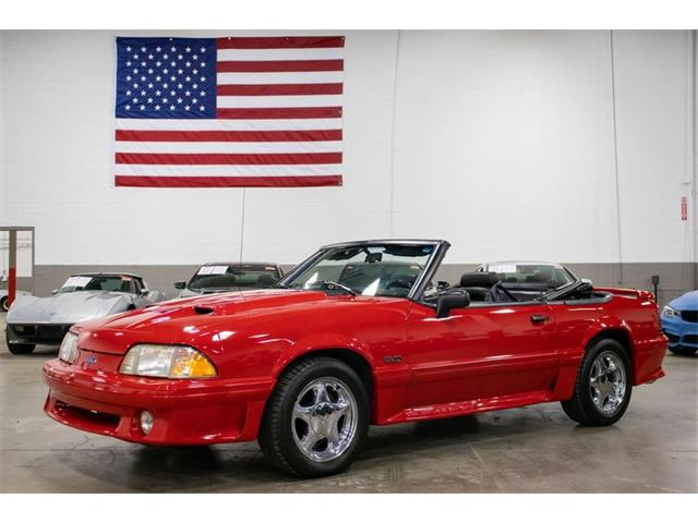 1992 Ford Mustang (CC-1465759) for sale in Kentwood, Michigan