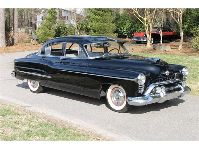 1950 Oldsmobile 98 (CC-1460576) for sale in Youngville, North Carolina