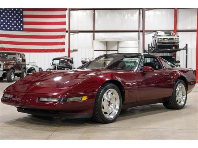 1993 Chevrolet Corvette (CC-1465760) for sale in Kentwood, Michigan