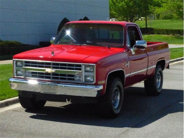 1987 Chevrolet Silverado (CC-1465770) for sale in Greensboro, North Carolina