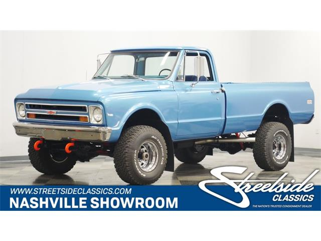 1968 Chevrolet C10 (CC-1465771) for sale in Lavergne, Tennessee
