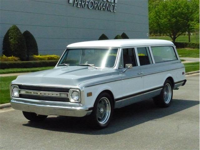 1970 Chevrolet Suburban (CC-1465779) for sale in Greensboro, North Carolina