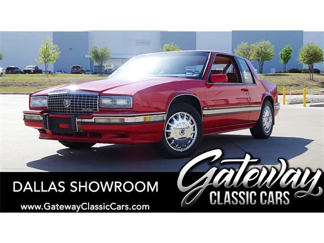1990 Cadillac Eldorado (CC-1465786) for sale in O'Fallon, Illinois