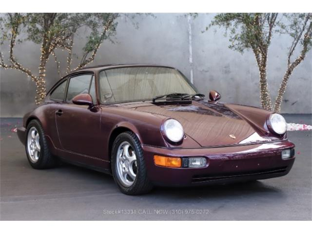 1992 Porsche 964 (CC-1465787) for sale in Beverly Hills, California