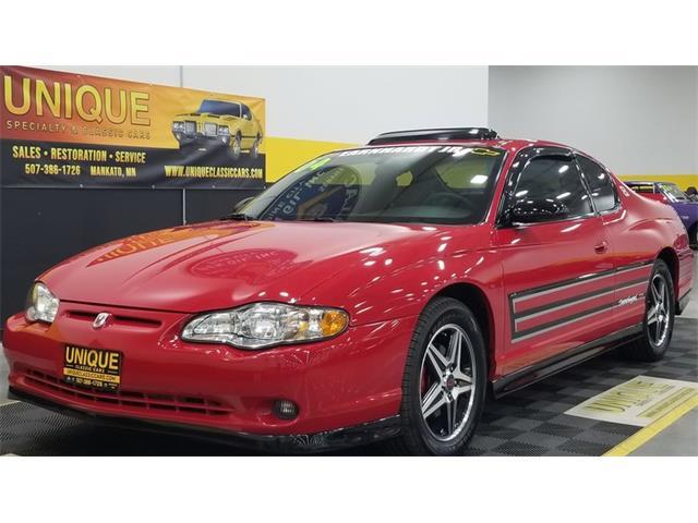 2004 Chevrolet Monte Carlo (CC-1465790) for sale in Mankato, Minnesota