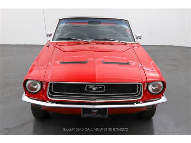 1968 Ford Mustang (CC-1465795) for sale in Beverly Hills, California