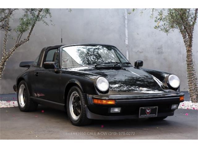 1989 Porsche Carrera (CC-1465798) for sale in Beverly Hills, California