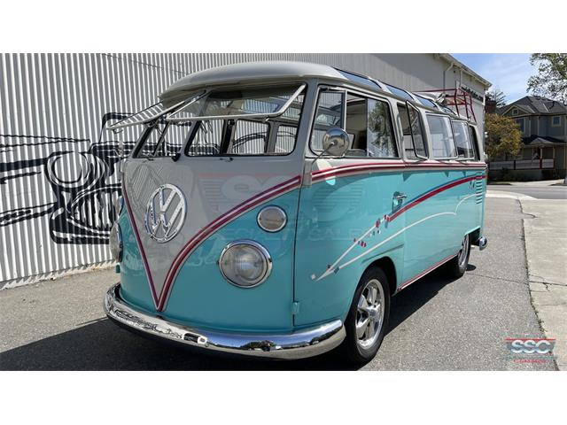 1967 Volkswagen Bus (CC-1465809) for sale in Fairfield, California