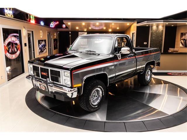 1987 GMC Sierra (CC-1465815) for sale in Plymouth, Michigan
