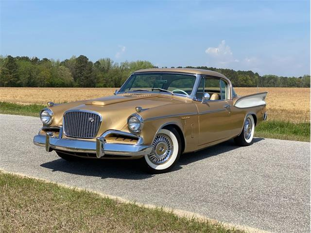 1957 Studebaker Golden Hawk (CC-1465819) for sale in Youngville, North Carolina