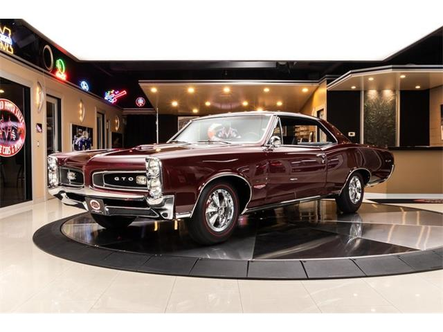 1966 Pontiac GTO (CC-1465821) for sale in Plymouth, Michigan